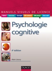 Manuel visuel de psychologie cognitive