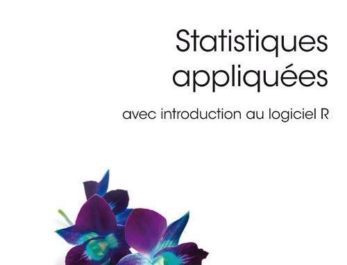 Statistiques appliquées